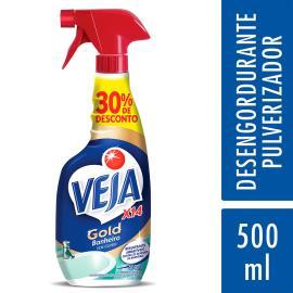 Limpador Veja X-14 Banheiro Sem Cloro 30% de Desconto Gatilho 500ml