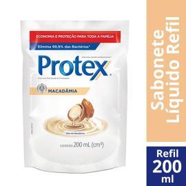 Sabonete Líquido Antibacteriano Protex Macadâmia 200ml