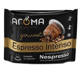 Café Aroma Gourmet Espresso Intenso 50g