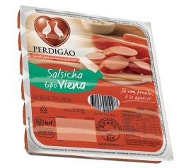 Salsicha  Perdigão viena 500g