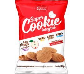 Cookie Superbom Integral Maçã com Canela 120g