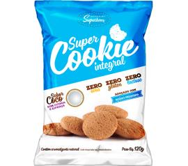 Cookie Superbom Integral Coco 120g