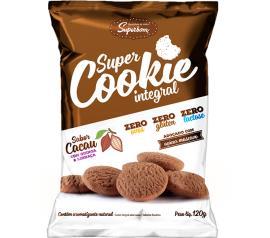Cookie Superbom Integral Cacau 120g