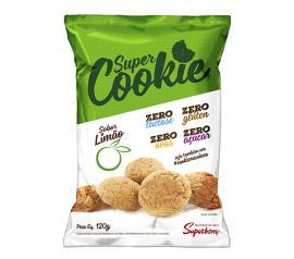 Cookie Superbom Limão Zero Açúcar 120g