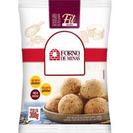 Pão de Queijo Forno de Minas Integral Fit Multigrãos 300g