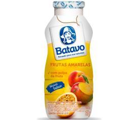 Bebida Láctea Batavo Frutas Amarelas 180g
