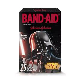 Curativo Band-Aid Star Wars c/ 25unids.