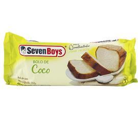 Bolo Seven Boys Coco 250g