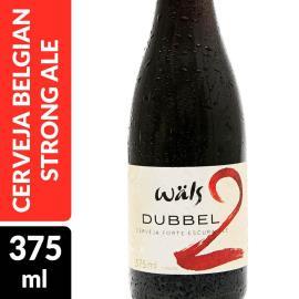 Cerveja Wals Dubbel Escura Long Neck 375ml