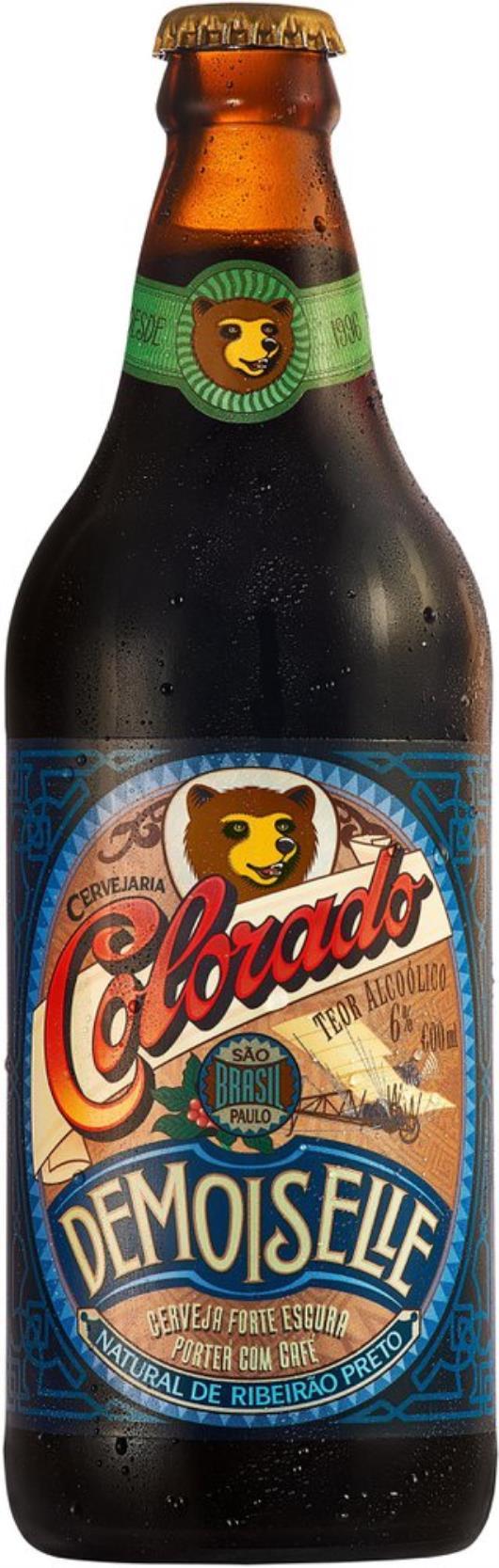 Cerveja COLORADO DEMOISELLE 600 ML Garrafa - Imagem em destaque
