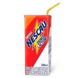 Bebida Láctea NESCAU Prontinho Zero Lactose 200ml