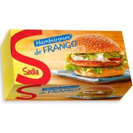Hambúrguer de Frango Sadia 672g