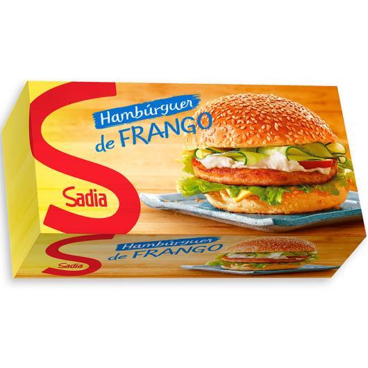 Hambúrguer de Frango Sadia 672g - Imagem em destaque