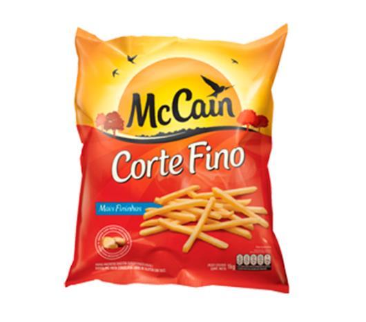 Batata McCain Corte Fino Pré Frita Congelada 400g - Imagem em destaque