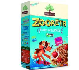 Cereal Zooreta 7 Grãos Original Orgânico 250g