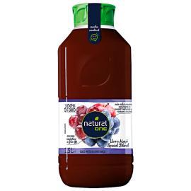 Bebida Misto de Uva e Maçã NATURAL ONE 1,5 Litros