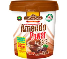 Pasta Amendo Power Cacau Integral 500g
