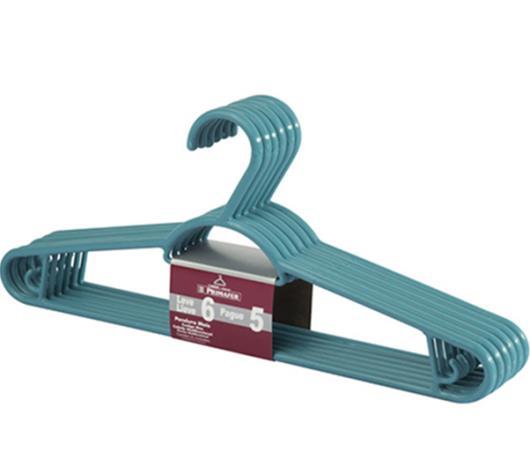 Cabide Primafer Pendura Mais Azul Leve 6 Pague 5 - Imagem em destaque