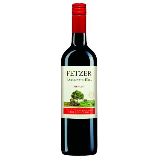 Vinho EUA Fetzer Anthonys Merlot 750ml - Imagem em destaque