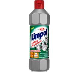 Limpa Alumínio Limpol 500ml