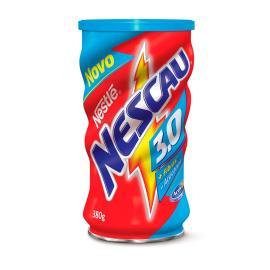 Achocolatado em pó Nescau 3.0 lata 380g