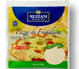 Pizza de Frigideira Mezzani Integral 270g