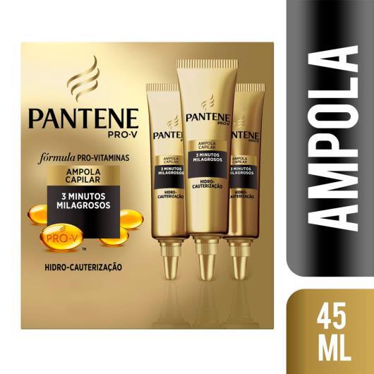 Ampola Pantene Hidro-Cauterização 45ml - Imagem em destaque