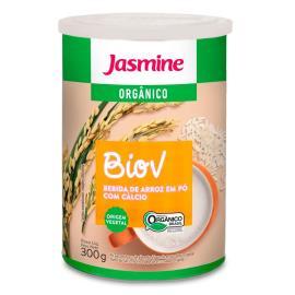 Bebida de arroz em pó com cálcio BioV 300g