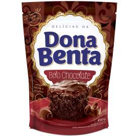 Mistura Bolo Dona Benta Chocolate Sachê 450g