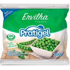 Ervilha Congelada Pratigel 300g
