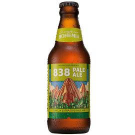 Cerveja Bohemia 838 Pale Ale Long Neck 300ml
