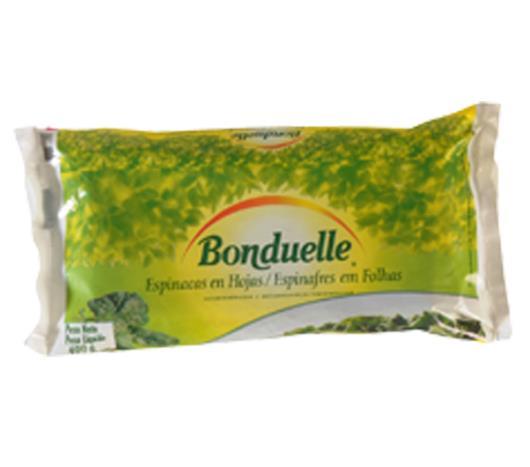Espinafre em folhas Bonduelle 400g - Imagem em destaque