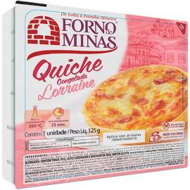 Quiche Forno de Minas Lorraine 125g