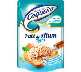Patê de Atum Coqueiro Light 170g