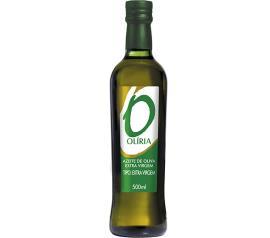 Azeite Olíria Oliva Extra Virgem Vidro 500ml