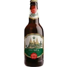 Cerveja Lubeck American Ipa Garrafa 500ml