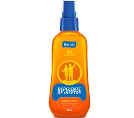 Repelente Baruel Insetos Spray Family 200ml