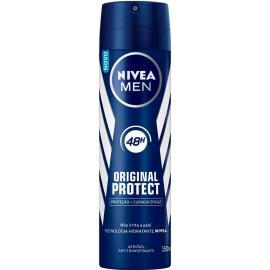 Desodorante Nivea Aerossol  Men Original Protect 150ml