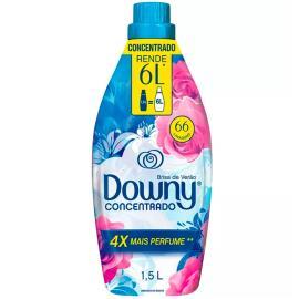 Amaciante Downy Concentrado Brisa de Verão 1,5l