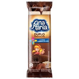 Bolo Ana Maria Duplo Chocolate 35g