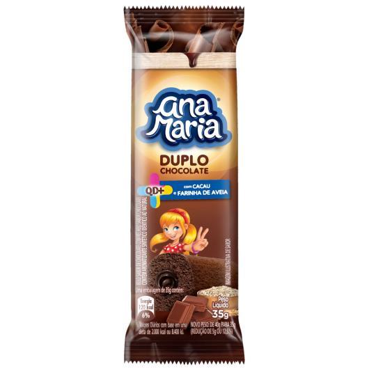 Bolo Ana Maria Duplo Chocolate 35g - Imagem em destaque