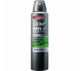 Desodorante minerais mais salvia men care Dove aerossol 89g