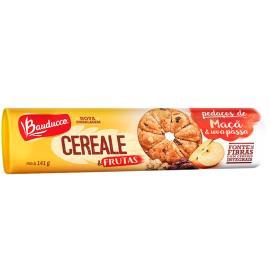 Biscoito  Bauducco Cereale Maça e Uva passa 141g