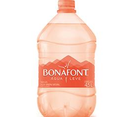 Água Mineral Bonafont Galão 4,5l