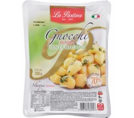 Massa gnocchi senza glutine La Pastina 300g