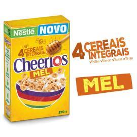 Cereal Matinal CHEERIOS Mel 270g