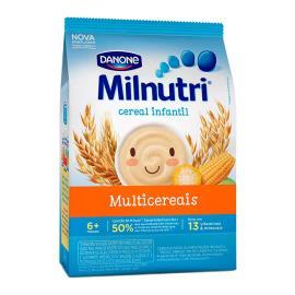 Cereal Infantil Milnutri Multicereais 150g