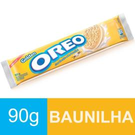 Biscoito baunilha Golden Oreo 90g