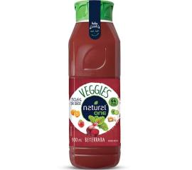 Suco veggies beterraba Natural one 900ml