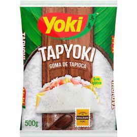 Goma de Tapioca Yoki Tapyoki 500g